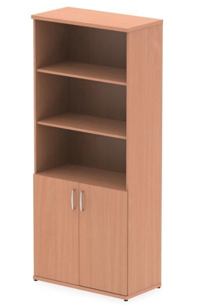 Price Point Open Shelf Cupboard
