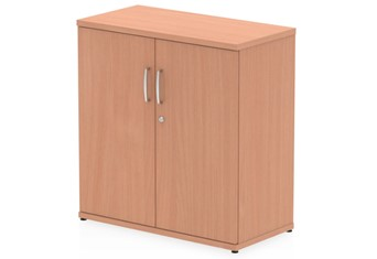 Price Point Desk High Beech Office Cupboard