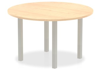 Solar Maple 1200mm Round Meeting Table