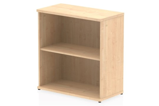 Solar Maple 800mm Office Bookcase