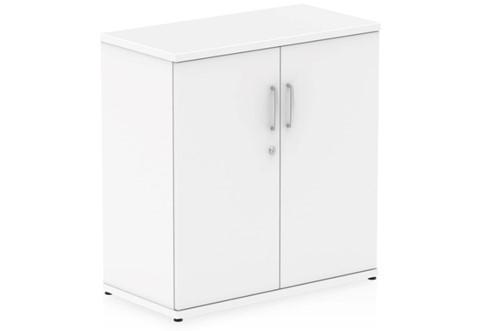 Polar White Office Cupboard