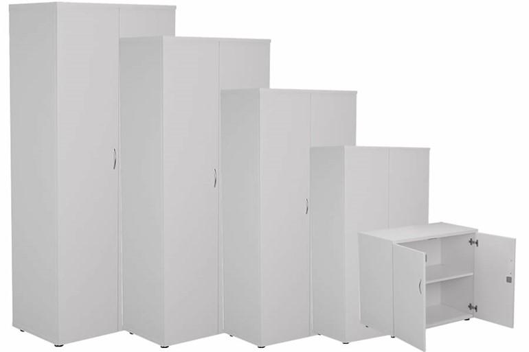 Kestral White Cupboards