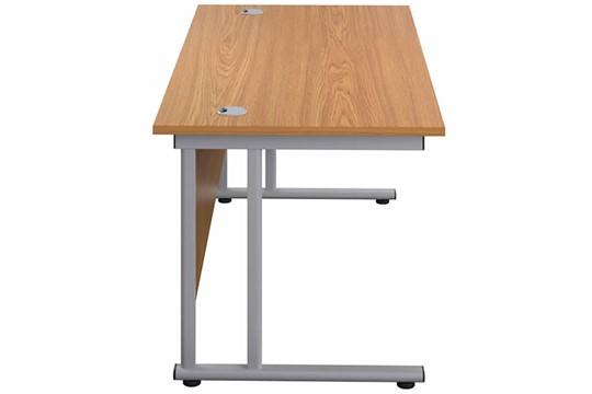Kestral Rectangular Cantilever Desk