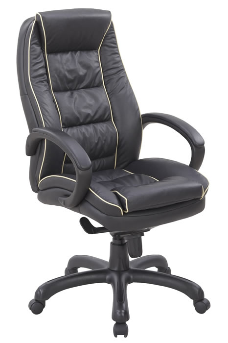 Nelson Executive Leather Office Chair
