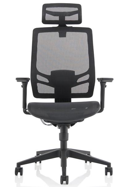 Ergo Twist Mesh with Headrest