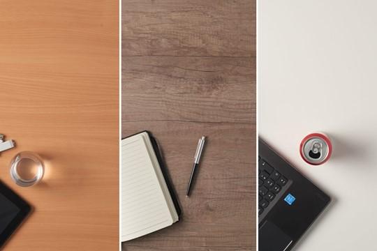 Edge Rectangular Height Adjustable Desk
