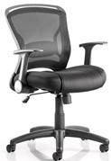 Zeus Executive Office Chair - Black