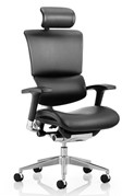 Nexus Leather Office Chair