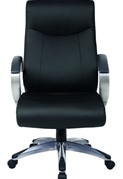 Lincoln Leather Office Chair