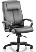 Michelle Leather Office Chair