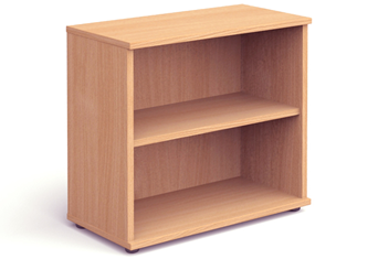 Price Point 800mm Beech Office Bookcase
