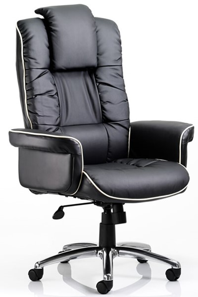 Lombardy Leather Chair