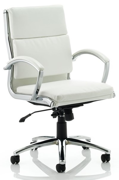 Woolwich Task Leather Chair