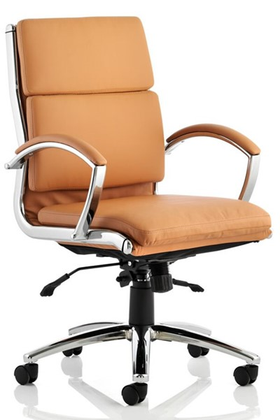 Classic Task Leather Chair
