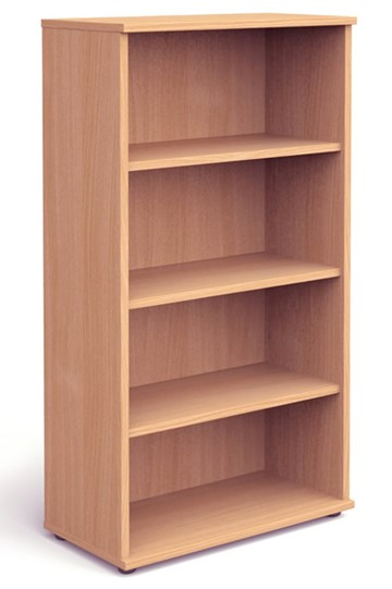 Price Point 1600 Beech Office Bookcase