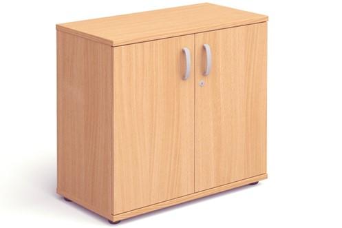 Price Point Desk High Beech Office Cupboard