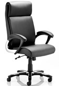 Oxford Leather Office Chair