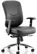 Vulcan leather Office Chair