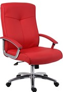 Hoxton Leather Office Chair