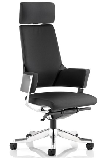 Virgil Leather Executive Chair