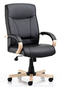 Kingston Leather Office Chair