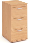 Price Point 3 Drawer Beech Filing Cabinet