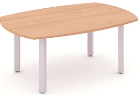 Price Point Beech 1800 Boardroom Table