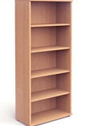 Price Point 2000 Beech Office Bookcase