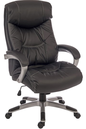 leather office chair. Biggar Leather Office Chair
