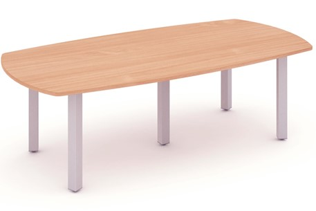 Price Point Beech 2400 Boardroom Table