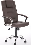 Skye Leather Office Chair