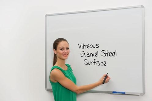 Vitreous Enamel Steel Whiteboard