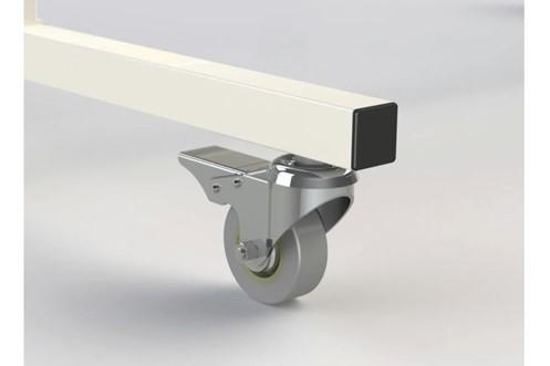 Mobile Swivel Board Non-Magnetic