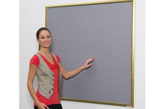 Wood Frame Notice Board