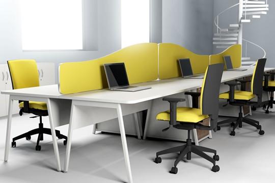 Ascend Double Wave Desk