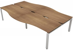 Aura Beam 4 Wave Bench Desk