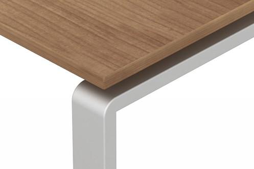 Aura Beam Wave Bench Desk
