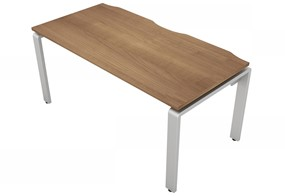 Aura Beam Rectangular Bench Desk