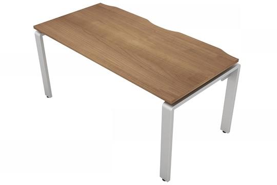 Aura Beam Rectangular Bench Desk