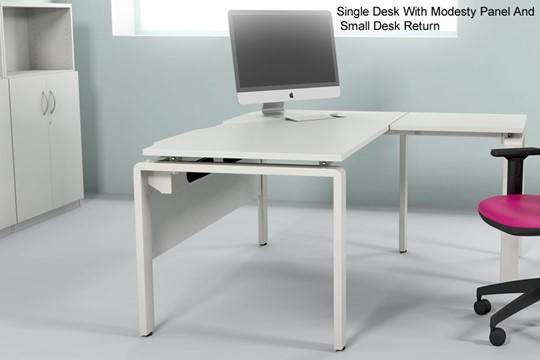 Aura Beam Return Desk