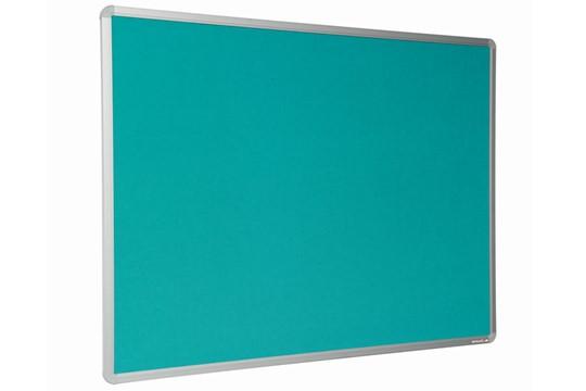 Colourtex Aluminium Frame Noticeboard
