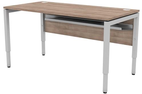 Delta Height Settable Rectangular Desk