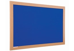 Eco Friendly Wood Effect Noticeboard