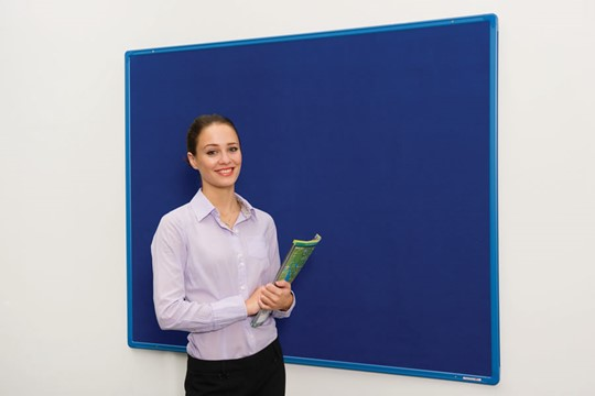 Colour Co-Ordinated Noticeboards