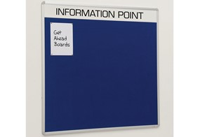 Get Ahead Boards - 900 x 600mm Blue