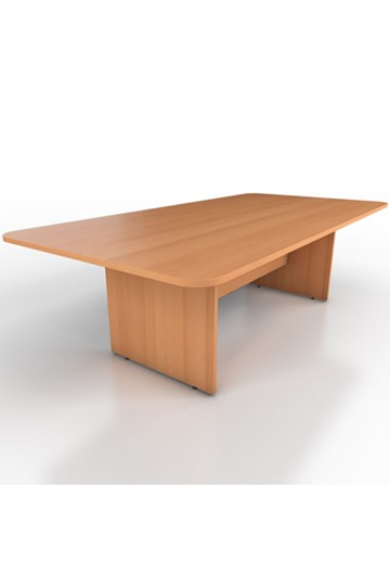 Impact Rectangular Meeting Table