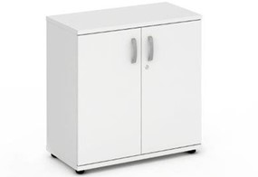 Polar White Office Cupboard
