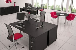 Nene Black Office Range