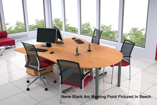 Nene Black Arc Meeting Point Table