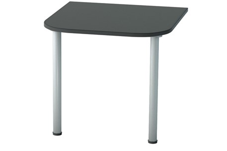 Nene Black Square Meeting Table